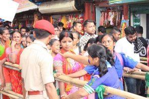 Guwahati: Awareness drive to keep Kamakhya Temple clean, plastic-free 1