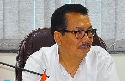Arunachal Pradesh deputy Chief Minister Chowna Mein. Northeast Now