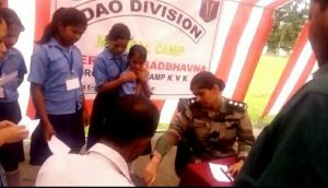 Army medical camp benefits patients from 10 villages in Assam's Charaideo 1
