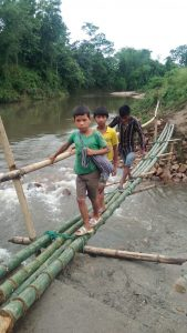 Assam: Culvert washed away in East Karbi Anglong, villages lose connect 1