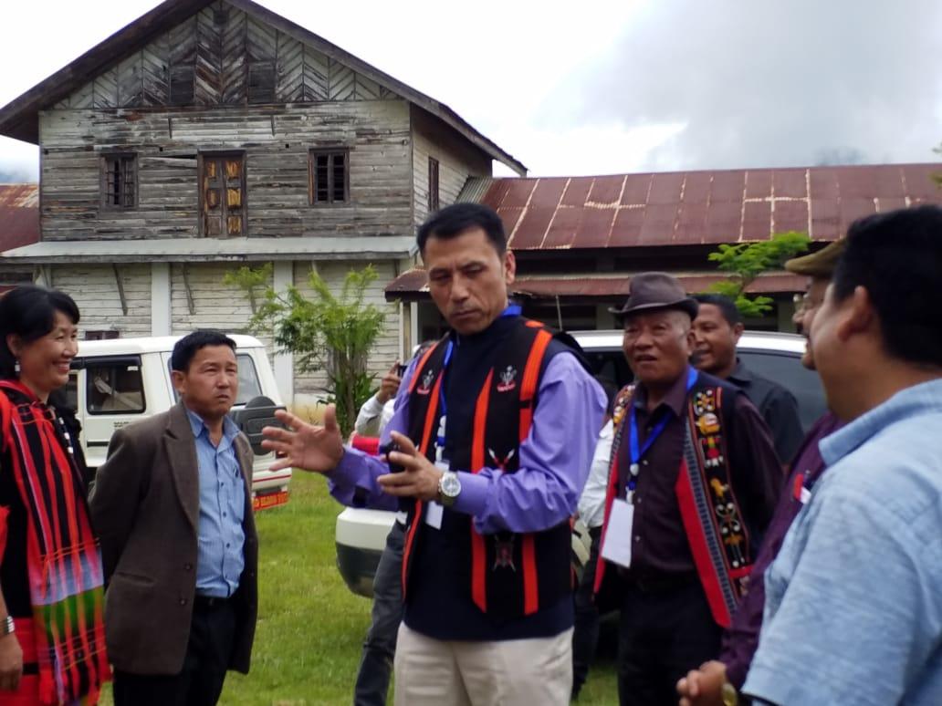 Manipur Education Minister Thokchom Radheshyam
