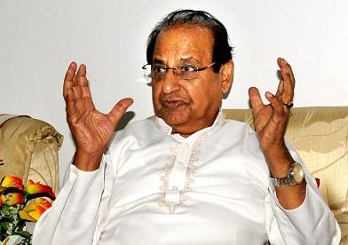 Jagdish Mukhi. Photo credit New Indian Express