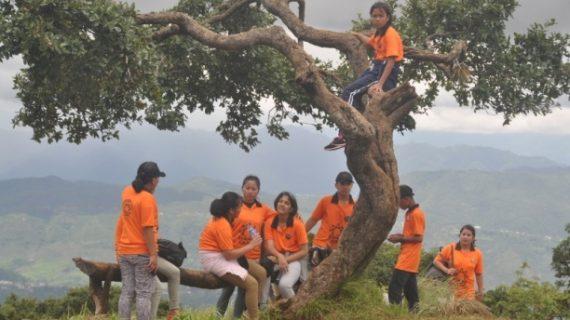 Manipur summer camp