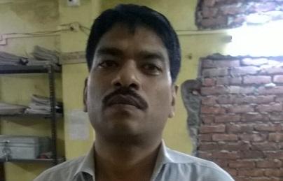 Arrested Rajesh Choudhury. Northeast Now