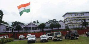 NCHAC Secretariat at Haflong