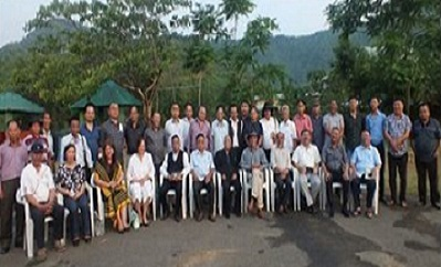 File photo of representatives of NNPGs.  Picture credit - Morung Express