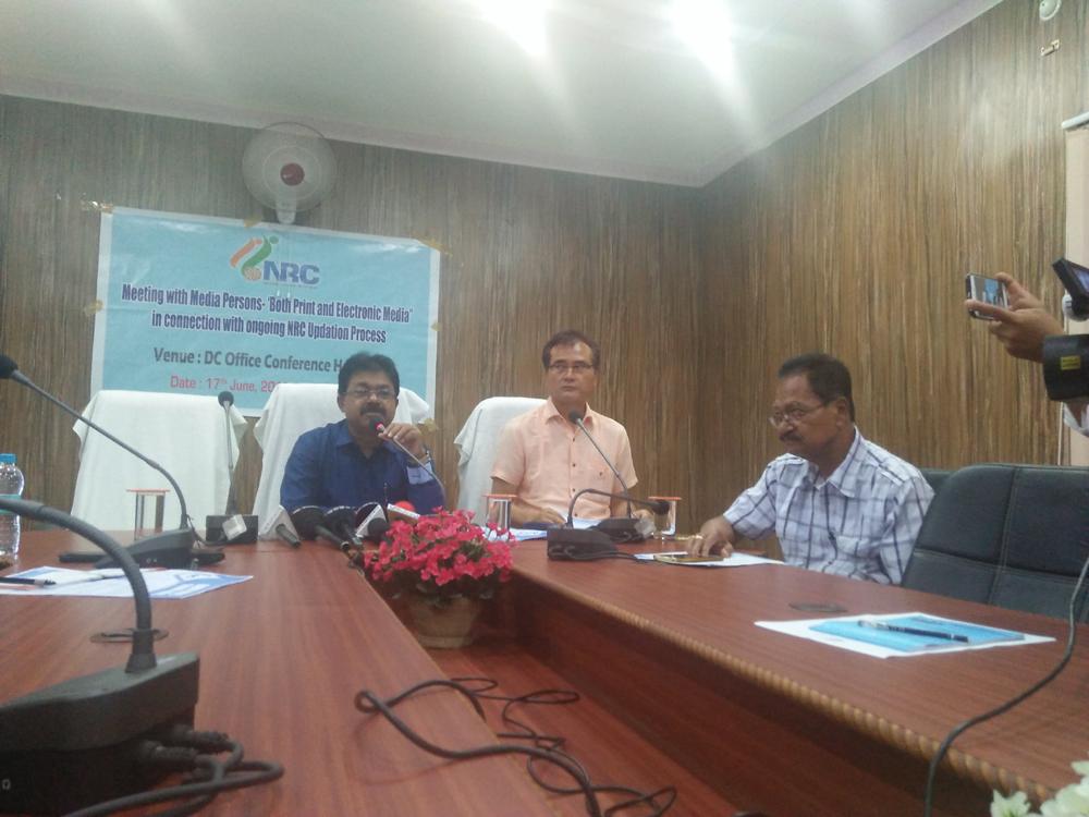 NRC meeting