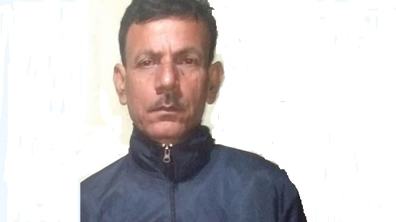 Abducted supervisor of a tea garden Dinanath Upadhyaya. Photo: Northeast Now