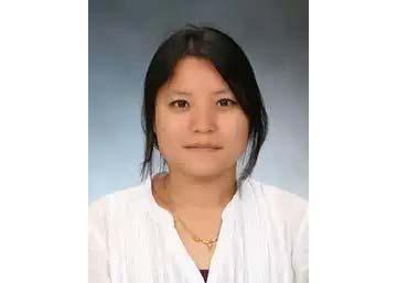 Dr. Binota Thokchom from Manipur