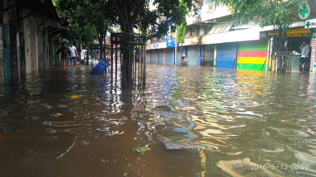 imphal flooded