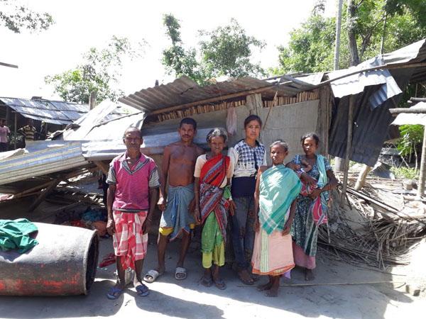 residents of Udalguri