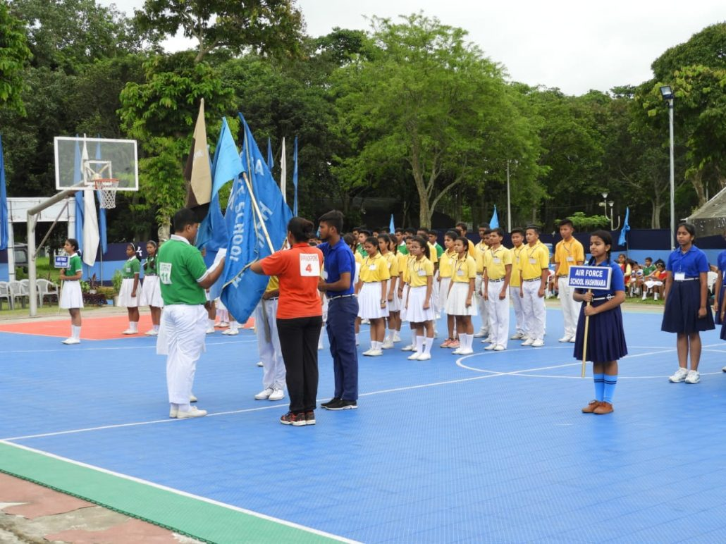 Eastern Air Command Air Force Schools Athletics and Sports Championship