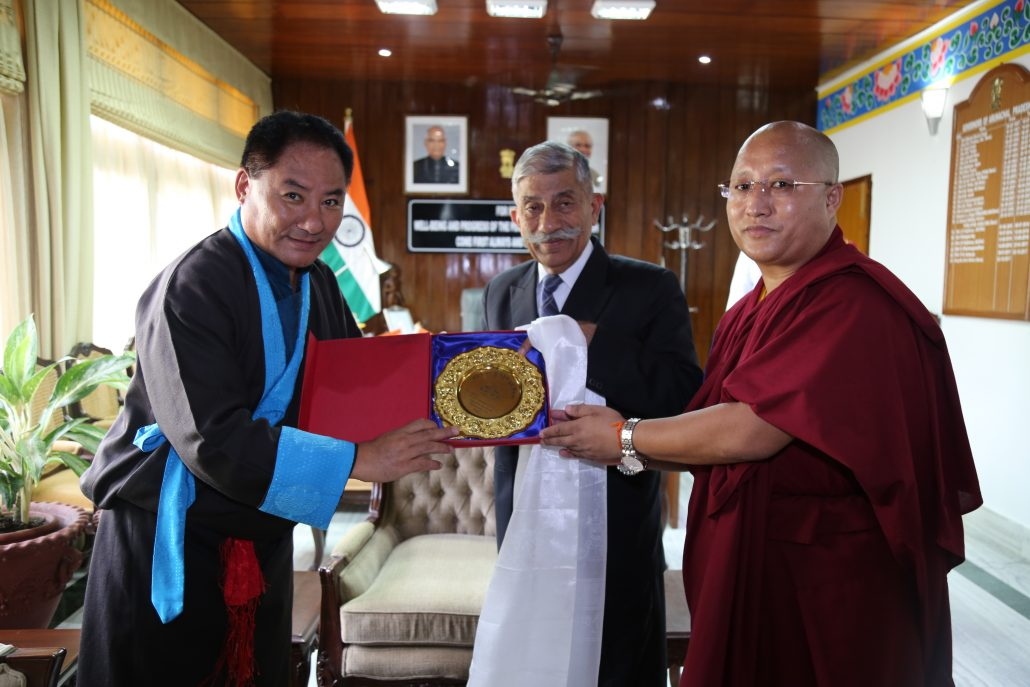 Tibetan lawmaker