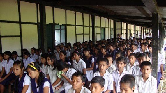 Arunachal Govt school