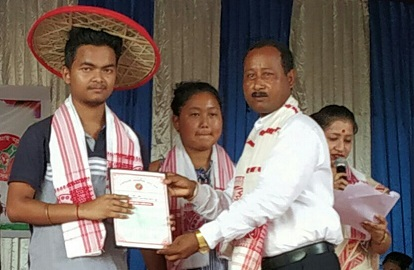 Assam: Udalguri AASU felicitates meritorious students 1