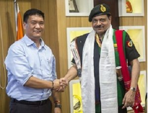 Governor Mishra wants NCC units in Arunachal's all dist hdqrs 1