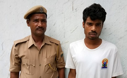 Human trafficker Siddique Ali. Image -