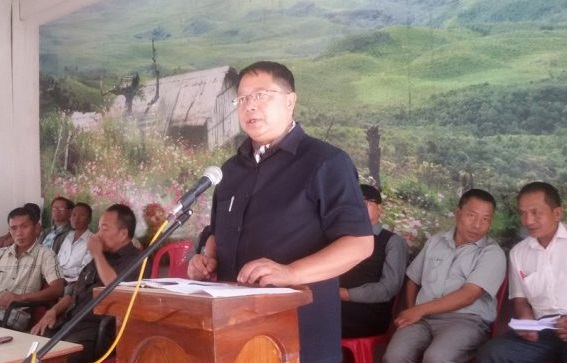 MNF vice-president R Lalthangliana