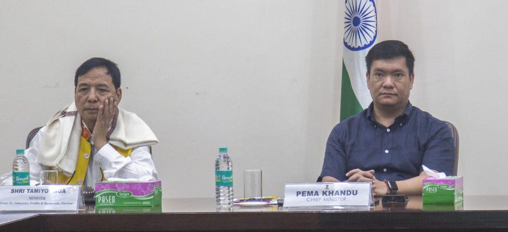 Arunachal Power Minister Tamiyo
