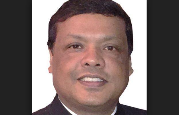 IAS officer Sanjay Krishna
