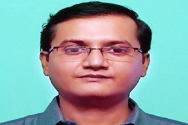 File photo of Dr Sudipto Sarkar. Photo: Northeast Now