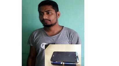 Teacher nabbed
