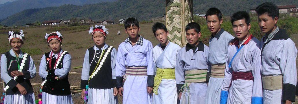 Yobin tribe