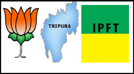 BJP-IPFT