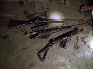 dalgaon poachers weapons