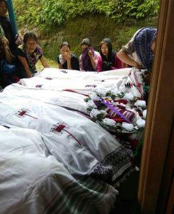 manipur landslide victims