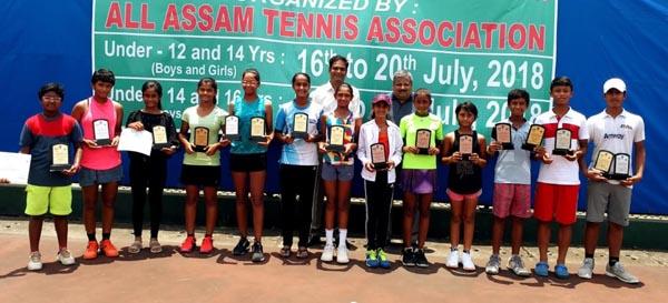 OIL-AITA Super Series Tennis Championship
