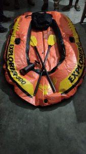 poacher boat