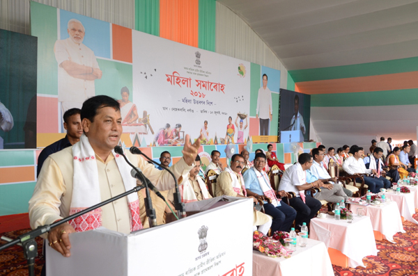 Chief Minister Sarbananda Sonowal