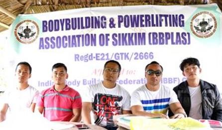 sikkim body building