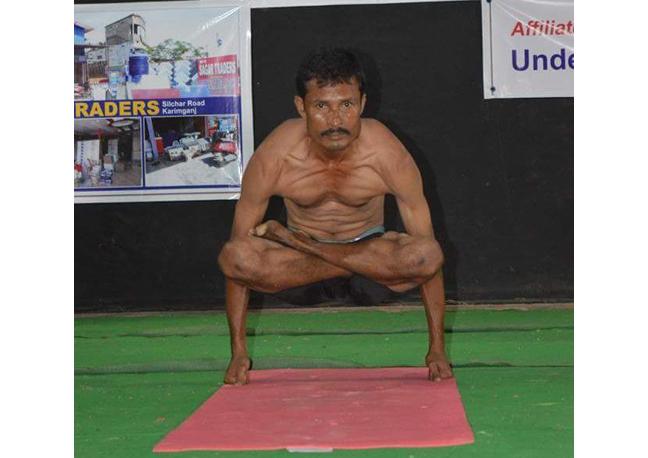 North East India Yoga Championship