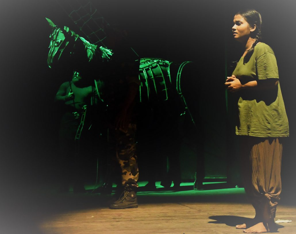 Hindi play 'The Horse' mesmerises Guwahati audience 1