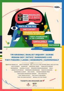 NH7 Weekender releases Meghalaya lineup 1