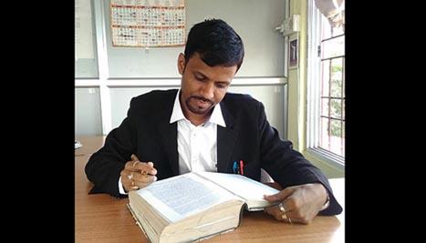 Advocate Dharmananda Deb