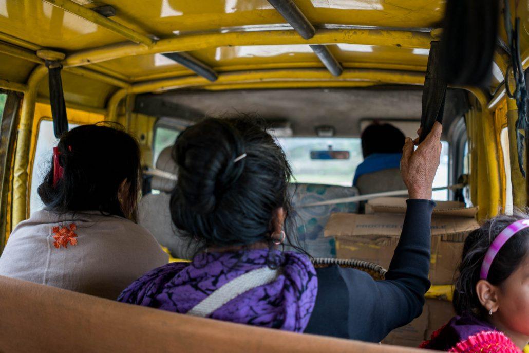 Arunachal cab