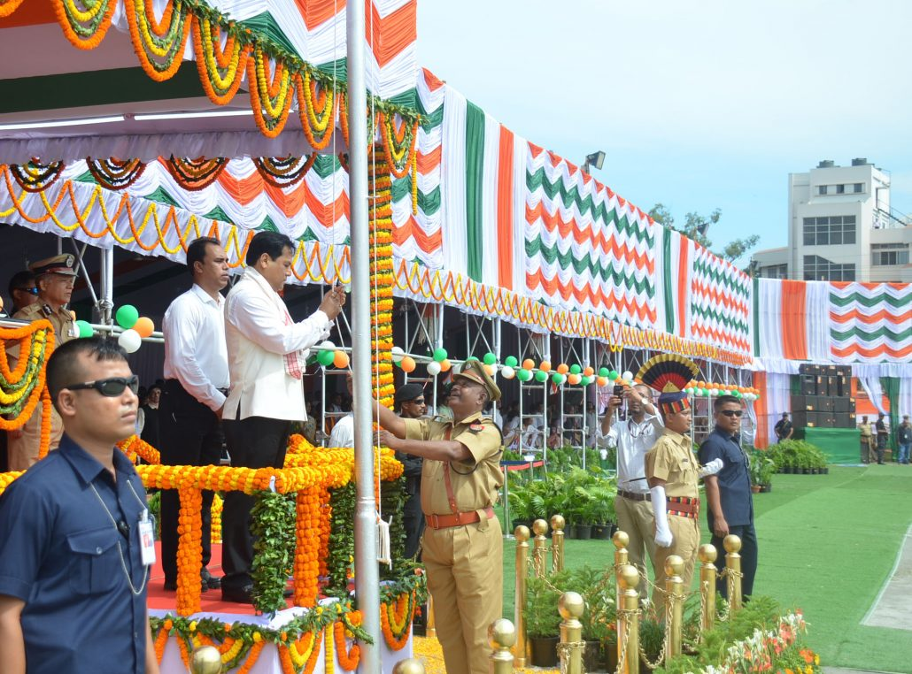 INDEPENDENCE DAY GLIMPSES