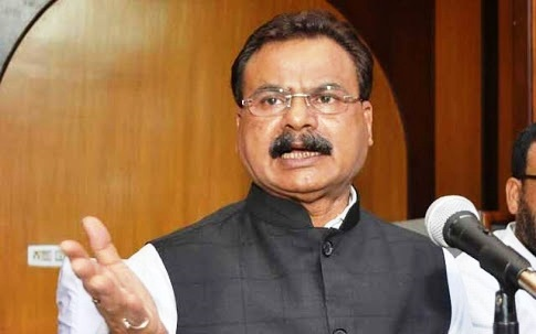 Assam Industries and Commerce Minister Chandra Mohan Patowary. File image: Northeast Now