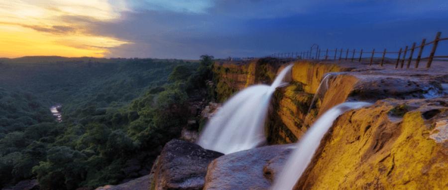 Mesmerizing Waterfalls in Cherrapunji 3