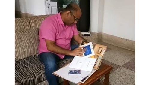 Dr Rajdeep Roy