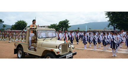 I-Day in Haflong