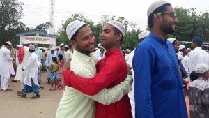 Eid at Hojai