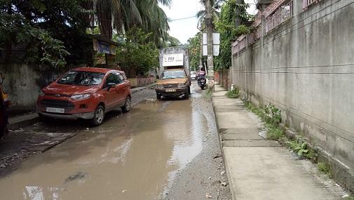 Pathetic road