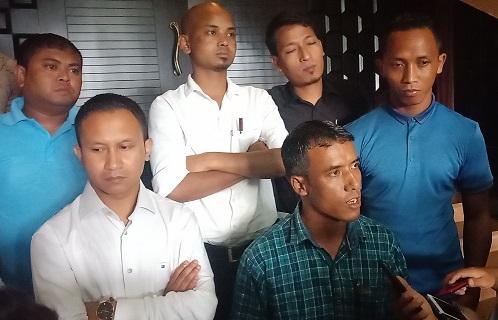 KSU leaders in Shillong. (File image)