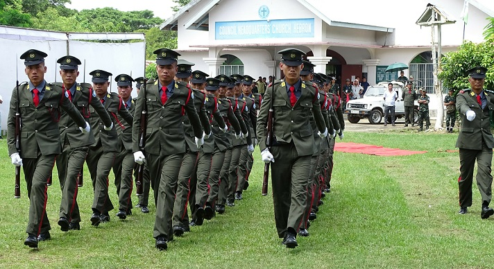 "NSCN (IM) celebrates ""72nd Naga Independence Day"" 1"