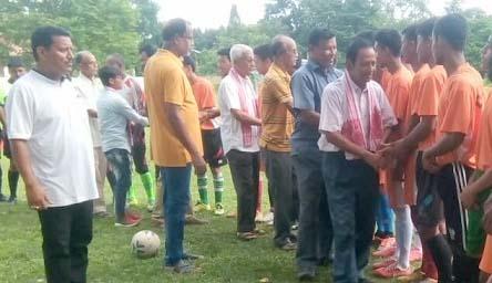Mangaldai football