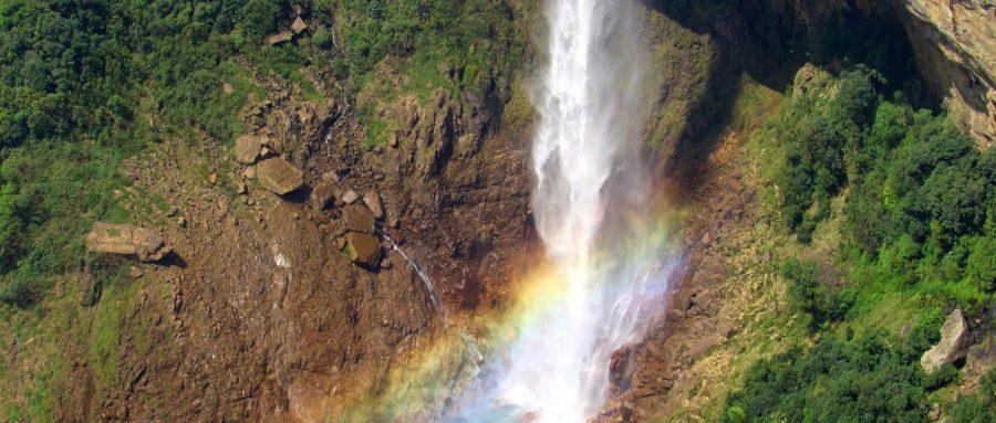 Mesmerizing Waterfalls in Cherrapunji 6